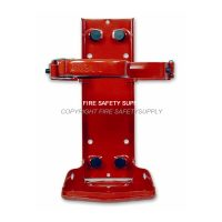 Ansul 14091 20 lb. RED LINE Extinguisher Bracket