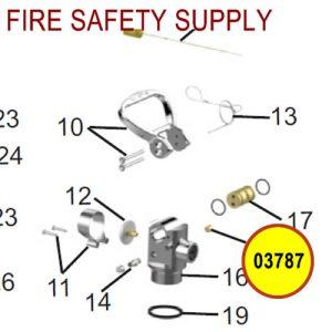 Amerex 03787 Disc Safety Assembly V-23