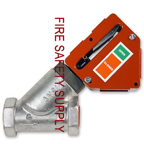 Ansul 55598 Gas Valve, Mechanical, 3/4 in.