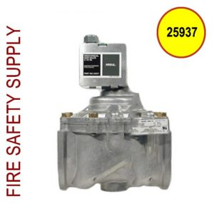25937 Gas Valve, Mechanical, 2 1/2 in.