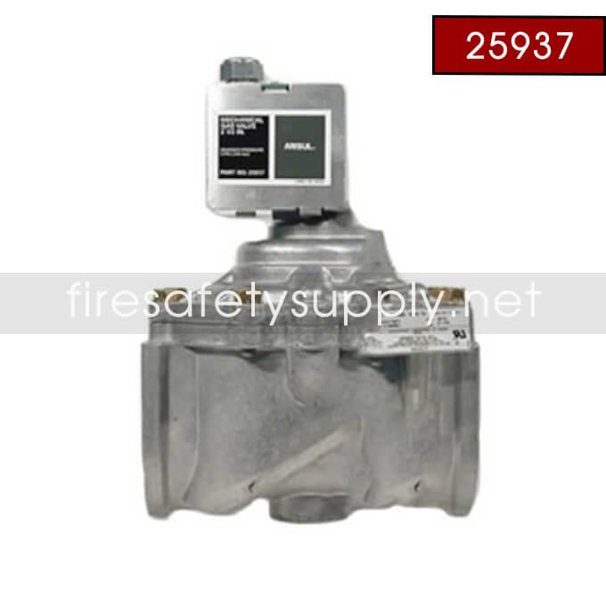 25937 Gas Valve, Mechanical