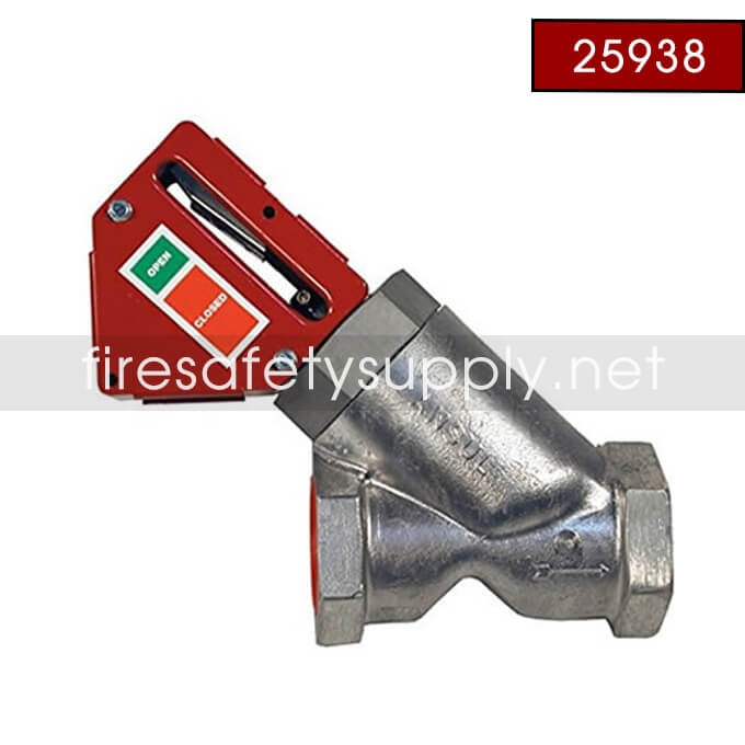 25938 Gas Valve, Mechanical, 3 in
