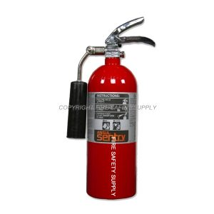 Ansul 431553 SENTRY 5 lb Carbon Dioxide Extinguisher (CD05A-1)