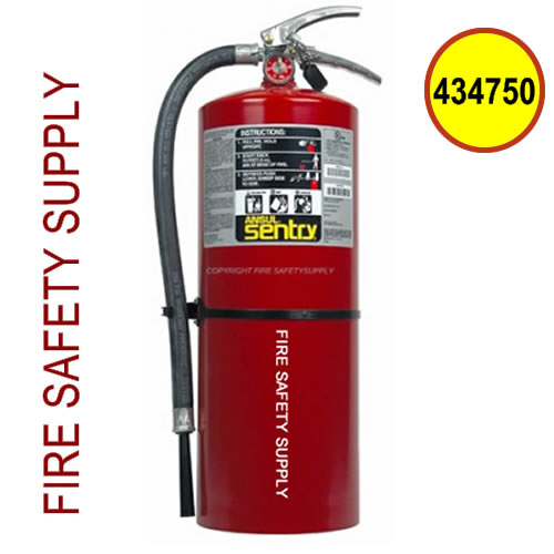434750 Ansul Sentry 20 lb. FORAY Industrial Extinguisher (AA20I-1)