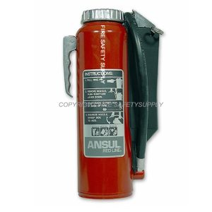 Ansul 435084 RED LINE 10 lb. Extinguisher (RP-I-A-10-G-1)