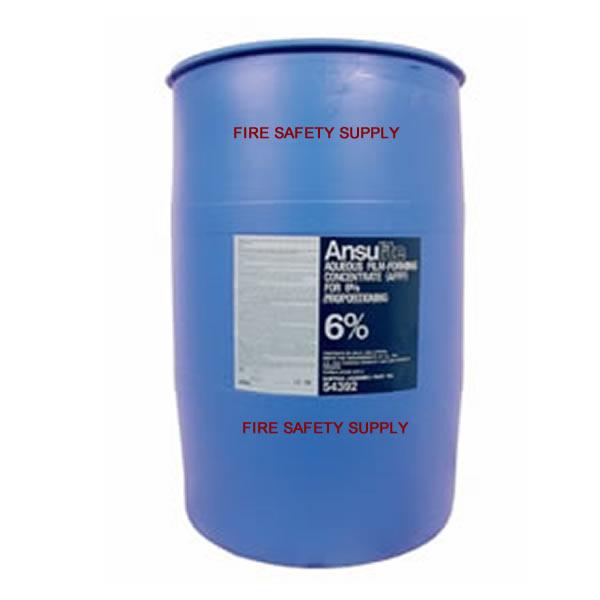 ANSULITE 6% AFFF 55 gallon Drum - #54392