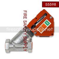 55598 Gas Valve, Mechanical