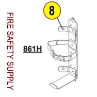 Amerex 06858 Bumper Grommet Rubber 1/2