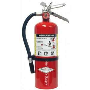 Amerex B402T 5 lb. ABC Dry Chemical Extinguisher