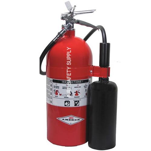 Amerex 330 10 lb. Carbon Dioxide Extinguisher