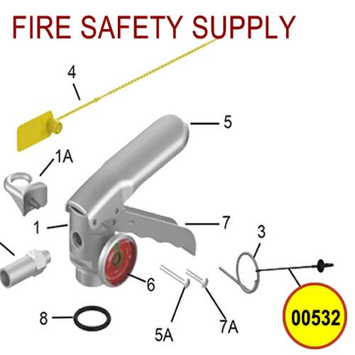 Amerex 00532 Chain Pull Pin Sales