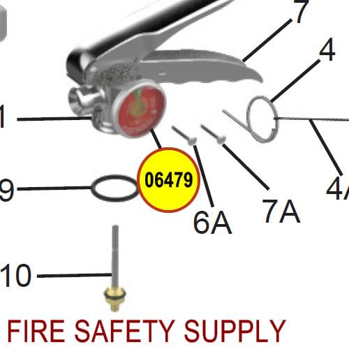 06479 Gauge 100 Wp Foam Salesrhfiresafetysupply: Amerex Wiring Diagram At Elf-jo.com