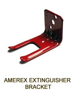 AMEREX EXTINGUISHER BRACKET