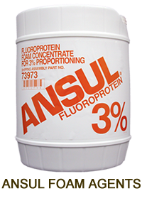 ANSUL FOAM AGENTS