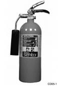 SentryCarbonDioxideExtinguishersCD05-1