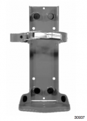 SentryDryChemical,CO2,&CleanguardExtinguisherBrackets30937