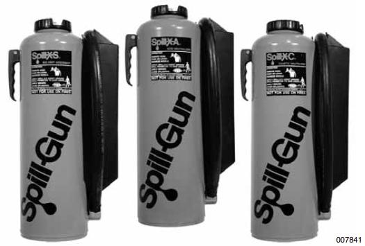 Spill-GunChemicalAgentsApplicators