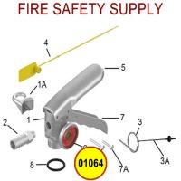 Amerex 01064 Rivet Aluminum Handle Sales