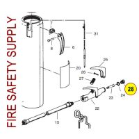 Ansul 10047 Red Line Nozzle Tip