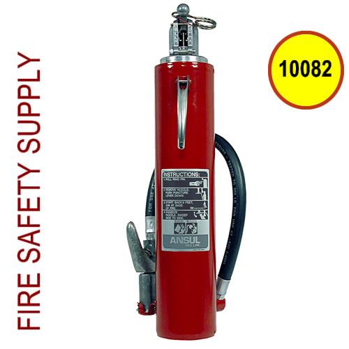 Ansul 10082 RED LINE 5 lb. Extinguisher (K-5)