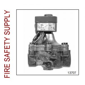 Ansul 13707 Gas Valve, Electrical, 3/4 in.