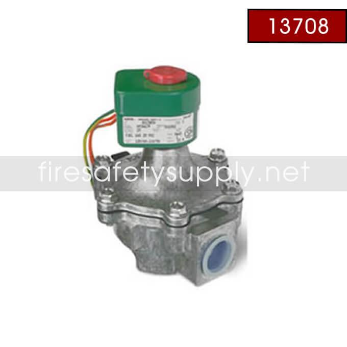 13708 EGVSO-100 Gas Valve, Electrica