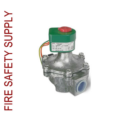 Ansul 13708 Gas Valve, Electrical, 1 in.