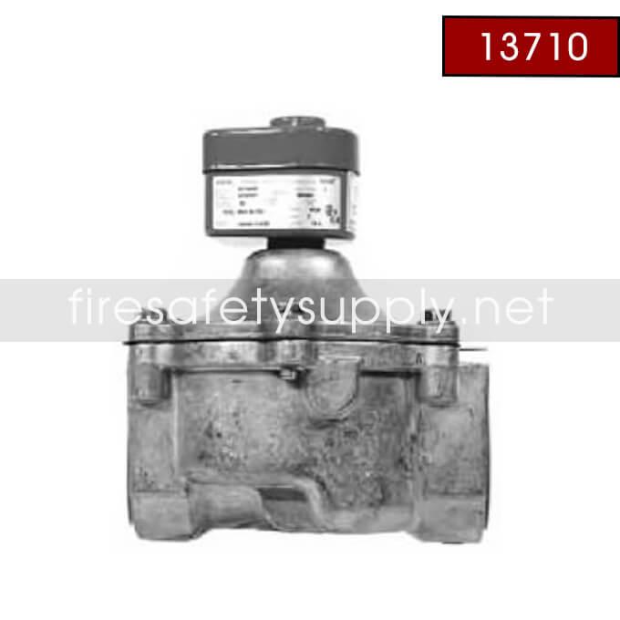 13710 EGVSO-200 Gas Valve, Electrical