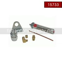 15733 Air Cylinder and Tubing Assembly