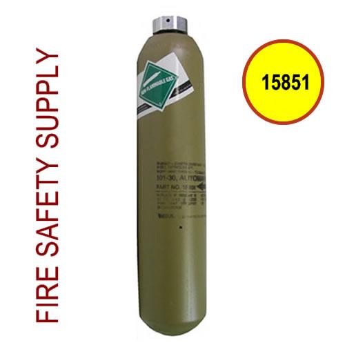 15851 Cartridge, Carbon Dioxide, 101-30 (8/carton)(unit price)(DOT Recharged)