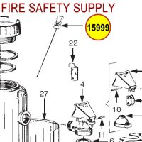 Ansul 15999 Red Line Seal, Visual Inspection