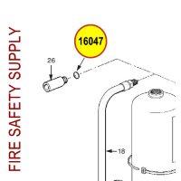 Ansul 16047 Nozzle O-Ring