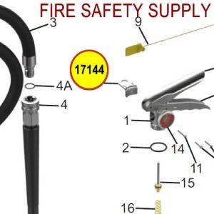 AMEREX Hanger Loop & Screw - #17144