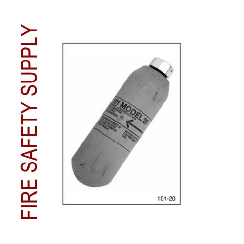 Ansul 17492 Cartridge, Carbon Dioxide, 101-20