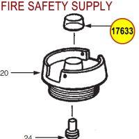 Ansul 17633 Cap, Plastic Indicator