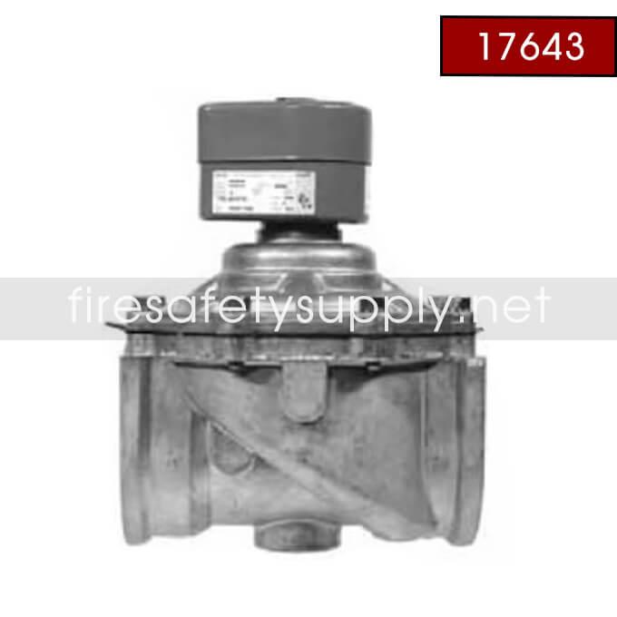 17643 EGVSO-300 Gas Valve, Electrical
