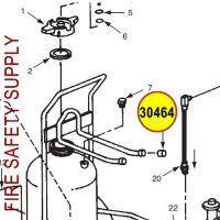 Ansul 30464 Red Line Nozzle