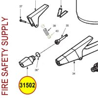 Ansul 31502 Red Line Nozzle Tip