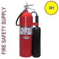 Amerex 331 15 lb. Carbon Dioxide Extinguisher
