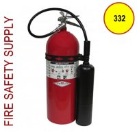 Amerex 332 20 lb. Carbon Dioxide Extinguisher