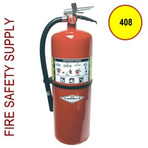 Amerex 408 Regular Dry Fire Extinguisher 20 lb