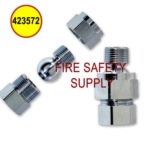 Ansul 423572 Nozzle Swivel Adaptor