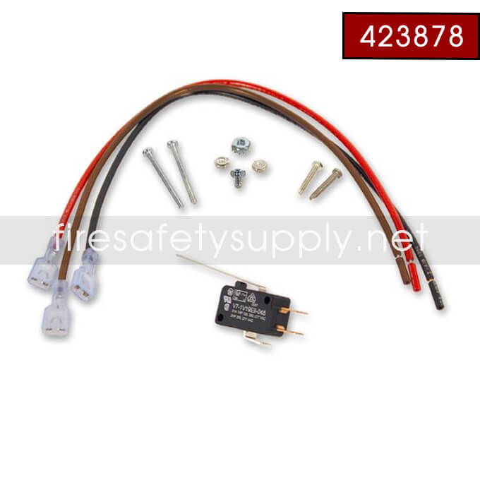 423878 Switch, Electric, SPDT