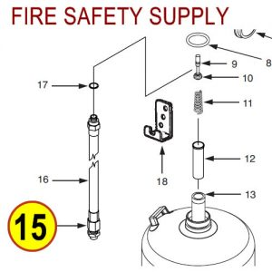 Ansul 439495 K-Guard Nozzle Tip