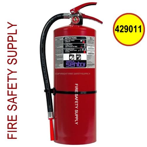 429011 Ansul Sentry 20 lb Purple-K Extinguisher (PK20)