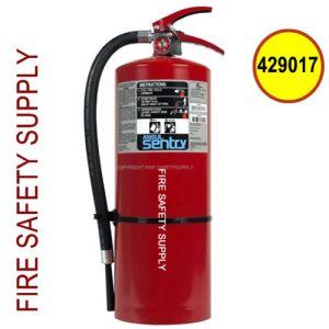 429017 Ansul Sentry 20 lb PLUS-FIFTY C Extinguisher (C20)