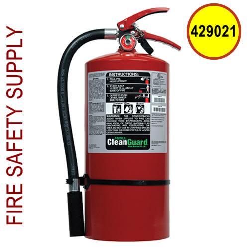 Ansul 429021 CLEANGUARD 9.5 lb Extinguisher (FE09)