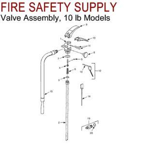429088 Ansul Sentry Valve Assembly