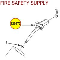 429173 Ansul Sentry Swivel Assembly
