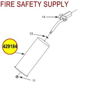 429184 Ansul Sentry Horn